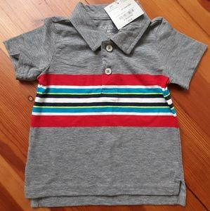 NWT Boys Polo Shirt